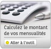 Calcul mensualité